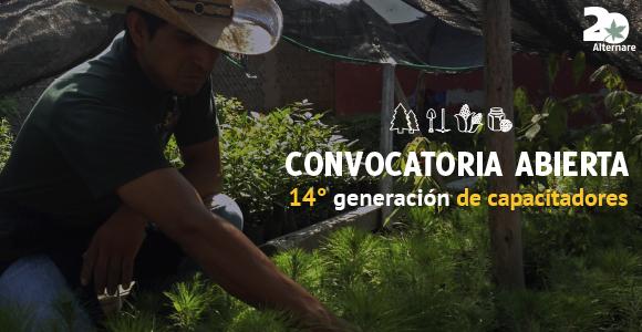 Convocatoria abierta para la 14º Generación de Capacitadores