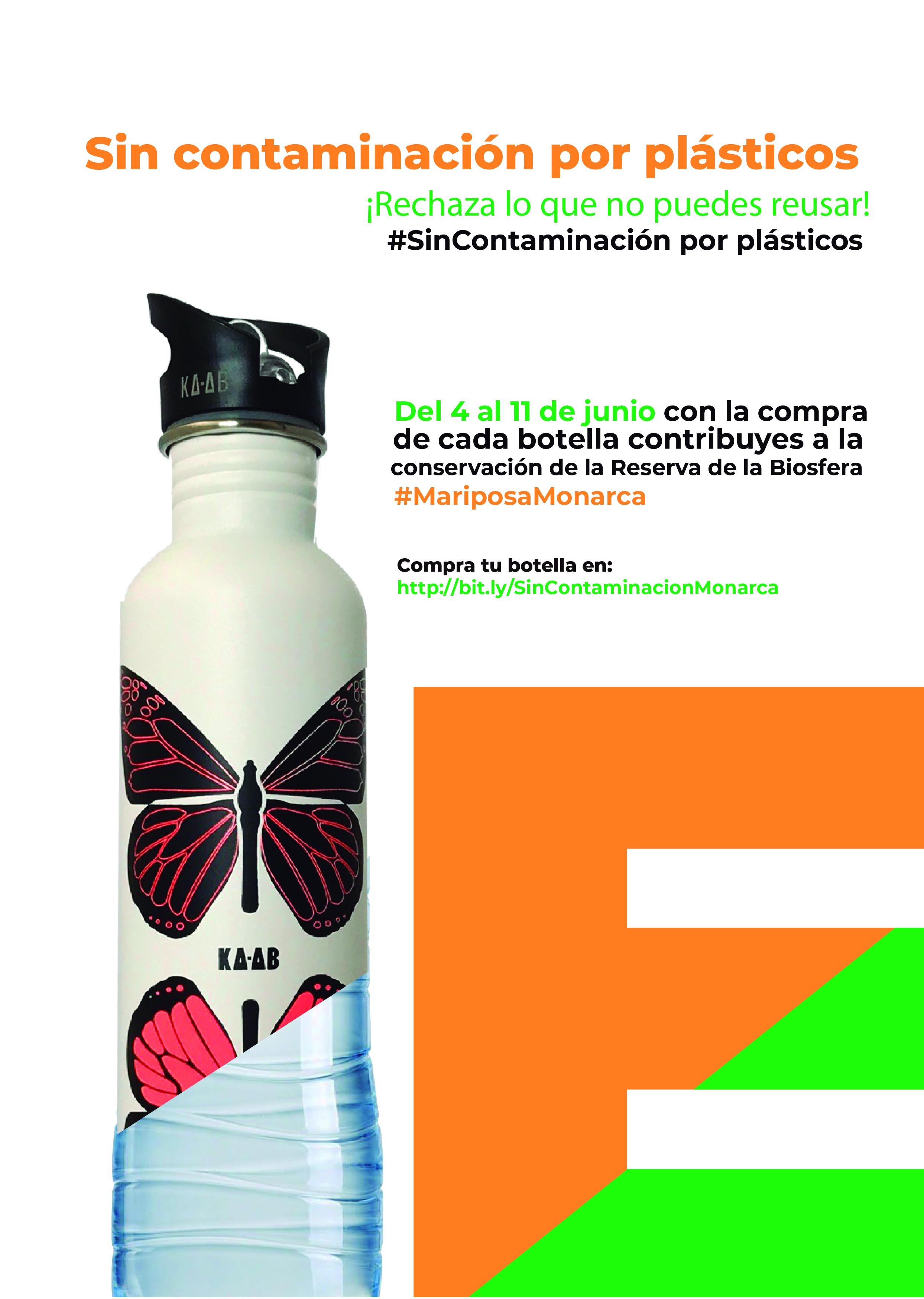 Sin Contaminación por plásticos
