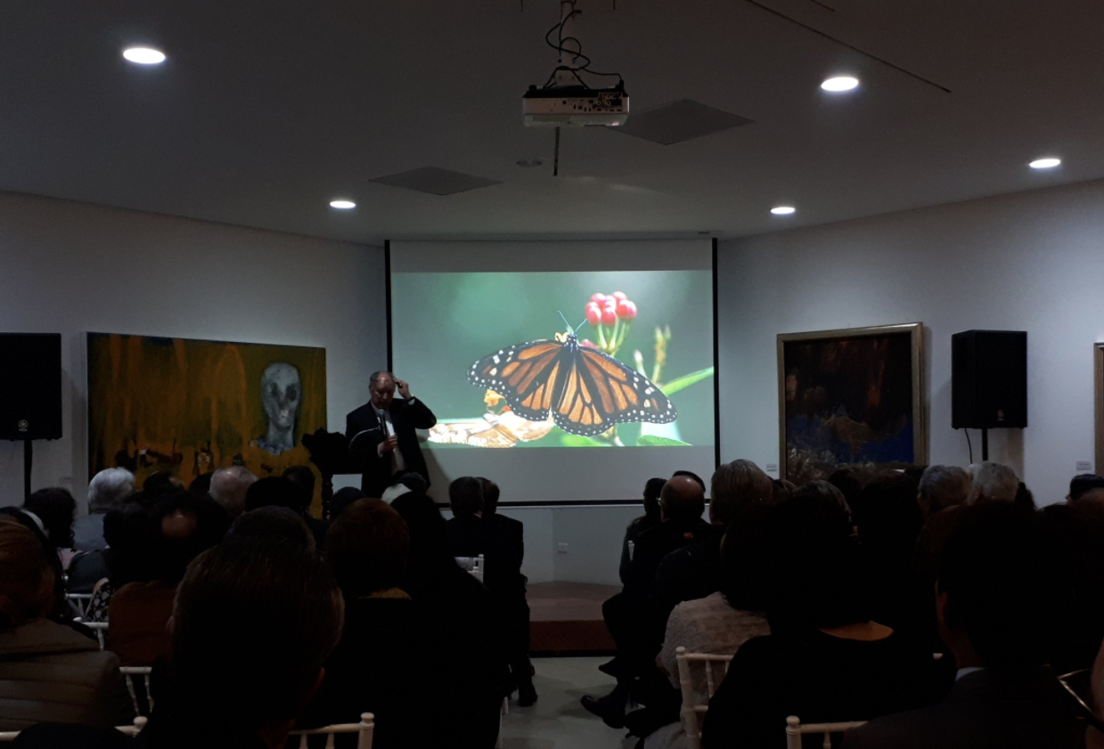 Mensaje del Lic. Alberto Saavedra, Presidente del Consejo directivo del Fondo Mexicano para la Conservación de la Naturaleza