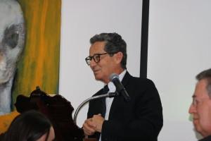 Enrique Álvarez, Presidente del Patronato
