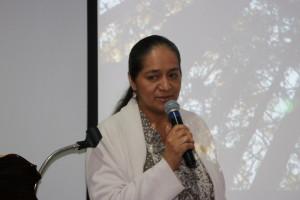 Mensaje de la Dra. Gloria Tavera, Directora Regional de las Áreas Naturales Protegidas del Centro y Eje Neovolcánico de la Comisión Nacional de áreas Naturales Protegidas (CONANP)
