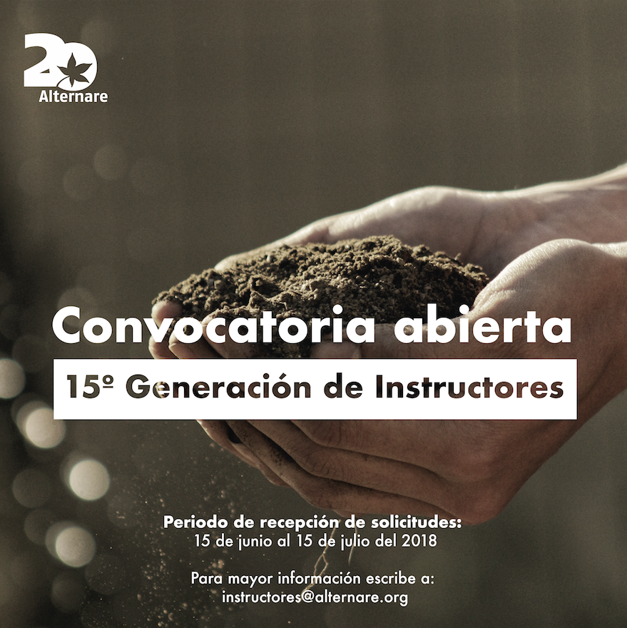 Convocatoria abierta 2018-2019